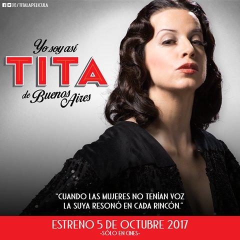 Mercedes El Paso >> TITA MERELLO YA TIENE SU PELÍCULA